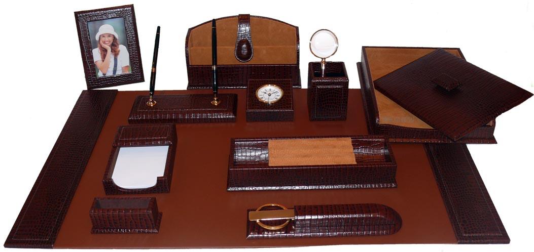 Настольный набор руководителя. Подарки на стол 79